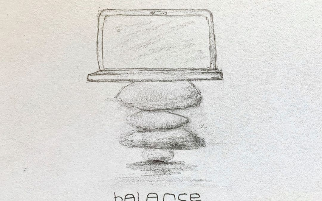 Thoughts: On Balance…